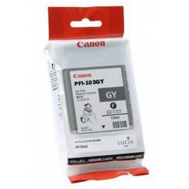 Canon PFI103 Grey Cartridge
