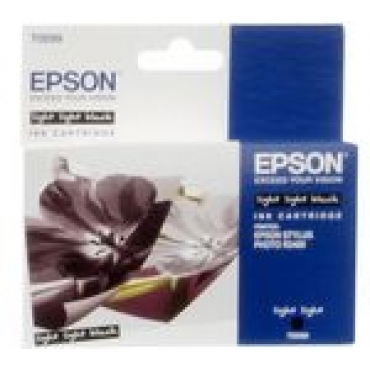 Epson T0599 Patron Light Light Black 13ml (Eredeti)