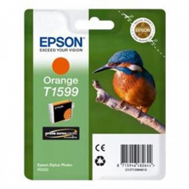 Epson T1599 Patron Orange 17ml (Eredeti)