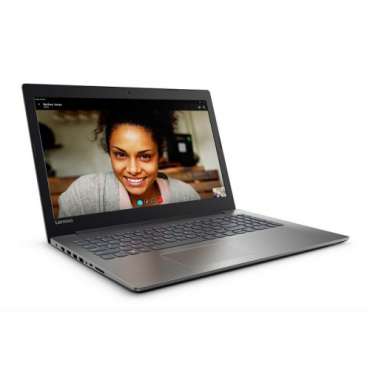 "Lenovo Ideapad 320 80XR011MHV 15,6"" N3350 4GB 1TB Notebook Fekete"