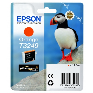 Epson T3249 Patron Orange 14 ml (Eredeti)