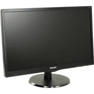 "Philips LED monitor 223V5LHSB/00, V-line, 21.5"" 1920x108060Hz, 16:9, TN, 5ms, 2"