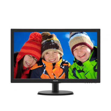 "Philips LED monitor 223V5LHSB2/00, V-line, 21.5"" 1920x108060Hz, 16:9, TN, 5ms,"