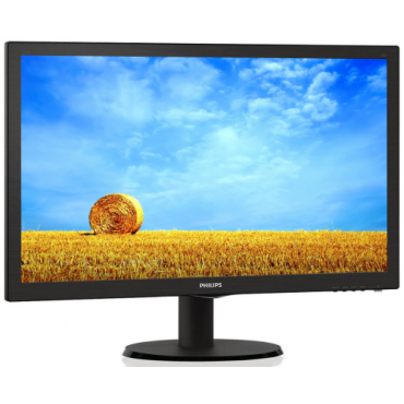 "Philips LED monitor 223V5LSB2/10, V-line, 21.5"" 1920x108060Hz, 16:9, TN, 5ms, 2"