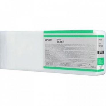 Epson T636B Patron Green 700ml (Eredeti)