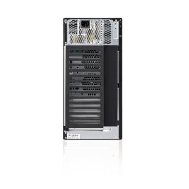 Fujitsu Esprimo P558 PC i3-9100/8GB/256GB SSD/DOS/VGA port/3 év gar.