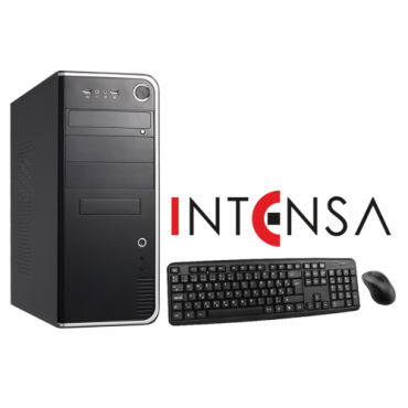 INTENSA PC - HPC-I5S-SSDV9 (I5 9400/8GB DDR4/240GB/400W)
