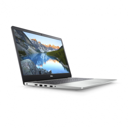 Dell Inspiron 15 Silver notebook Ci5 1035G1 8GB 512GB UHD Linux OnSite