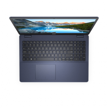 Dell Inspiron 15 Blue notebook Ci5 1035G1 8GB 512GB UHD Linux OnSite