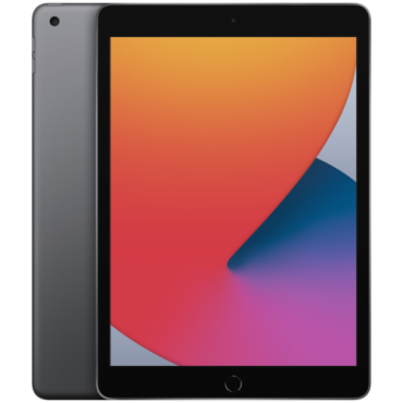 Apple 10.2-inch iPad 8 Wi-Fi 128GB - Space Grey