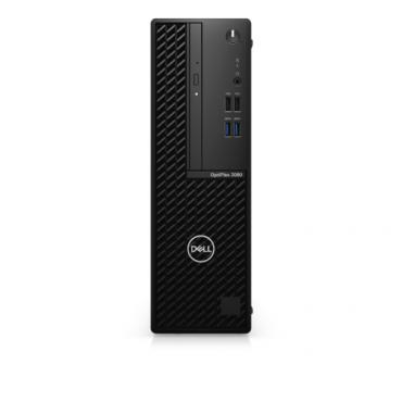 Dell Optiplex 3080SF számítógép W10Pro Ci5-10500 3.1GHz 8GB 256GB UHD+VGAport