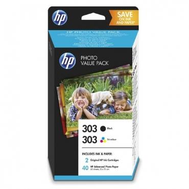 HP Z4B62EE Pat Multipack+papír No.303/o/