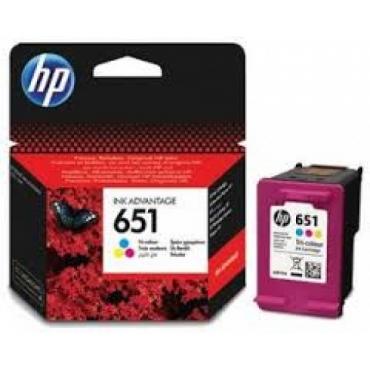HP C2P11AE Patron Tri-Col No.651 /orig/ (Eredeti)