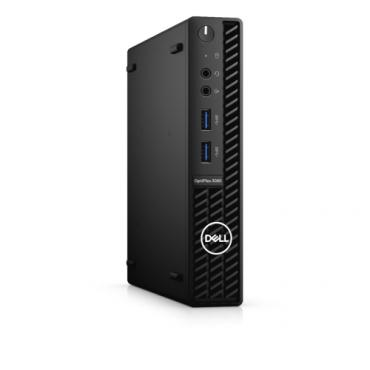 Dell Optiplex 3080 Micro számítógép W10Pro Ci5-10500T 2.3GHz 8GB 512GB + VGAport