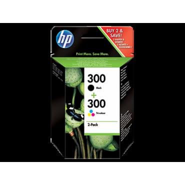 HP CN637EE Patron (CC640+CC643) No.300 (Eredeti)