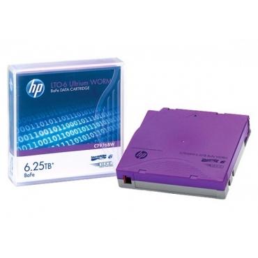 HP C7976W LTO-6 Ultrium 6.25 TB MP WORM