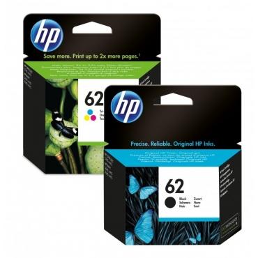 HP N9J71AE Patron 2pack No.62 (Eredeti)