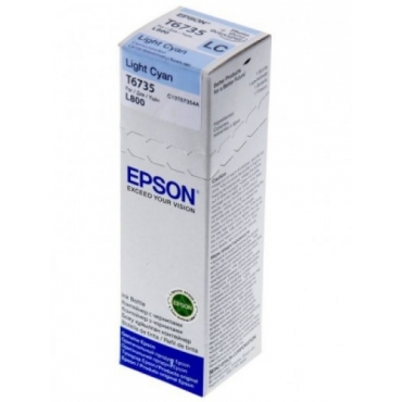 Epson T6735 Tinta Light Cyan 70ml (Eredeti)